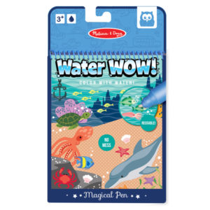 Dibujos para pintar Water Wow