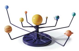 Juguetes del Sistema Solar para niños