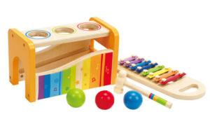 Xilófono Montessori