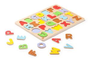 Puzzle infantil del abecedario