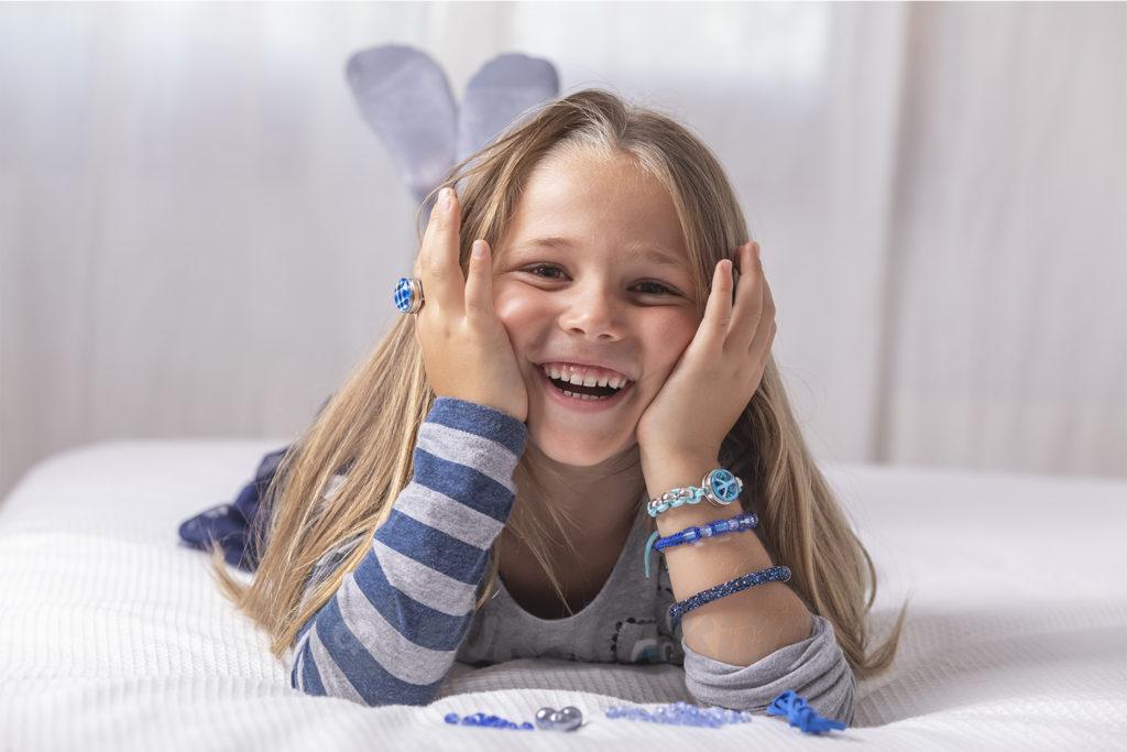 Hacer pulseras para niños