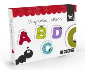 Magnetic Letters Eurekakids