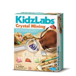 Minería Cristalina Kidzlabs
