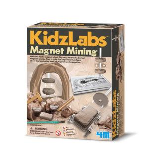 Juego de minerales Kidzlabs