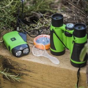 Kit explorador de la naturaleza para niños